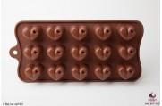 PAISLEY Hartjes bonbons