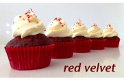BHZ Red Velvet Cakemix  1000 gram