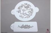 PAISLEY Japanse Komoelje stencil set/2